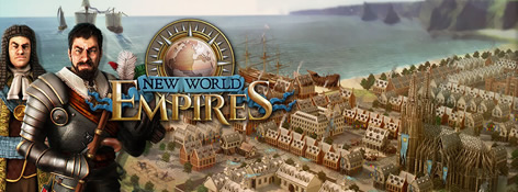 New World Empires teaser