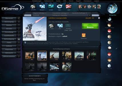 Ogame Screenshot 3