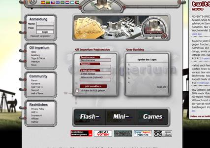 Oil Imperium Screenshot 0