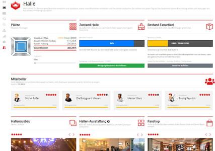 Online Boxing Manager Screenshot 3