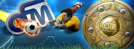 Online Fussballmanager teaser