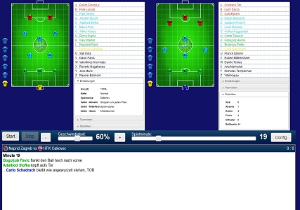 Online Soccer Screenshot 2