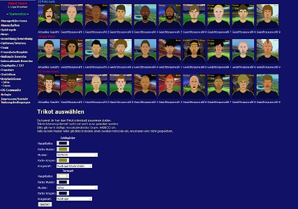 Online Soccer Screenshot 3