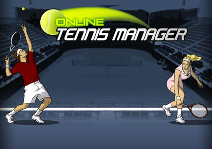 Online Tennis Manager Screenshot 0