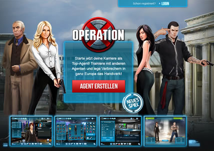 Operation X Screenshot 0