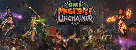 Orcs Must Die: Unchained teaser