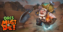 Orcs Must Die: Unchained browsergame