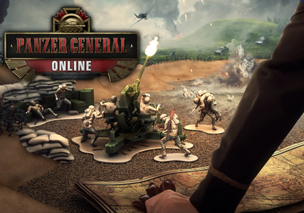 Panzer General Online Screenshot 0