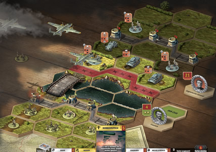 Panzer General Online Screenshot 1
