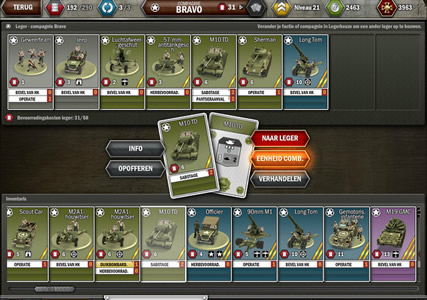 Panzer General Online Screenshot 3
