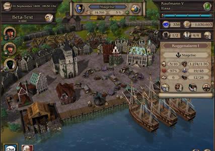 Hanse Spiel Online