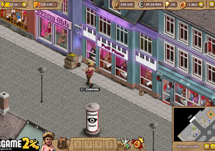 Pennergame 2 Screenshot 1