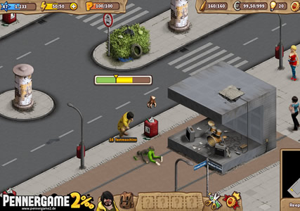 Pennergame 2 Screenshot 2