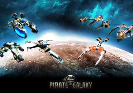 Pirate Galaxy Screenshot 3