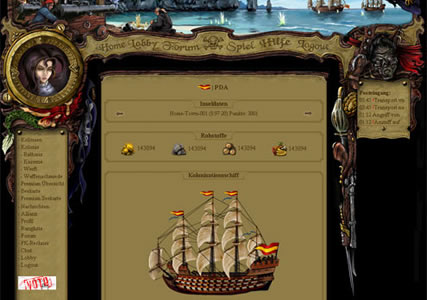 Piratenkriege Screenshot 3