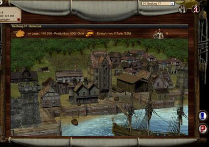 Pirates 1709 Screenshot 1