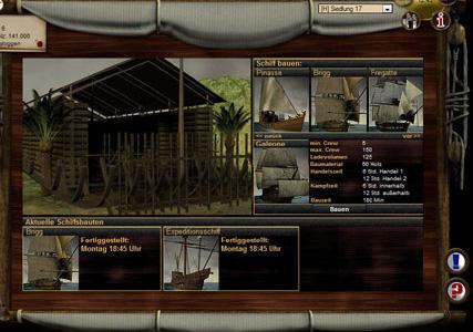 Pirates 1709 Screenshot 2