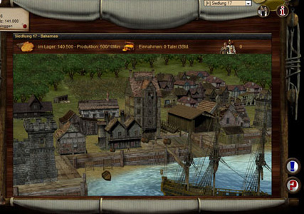 Pirates 1709 Screenshot 3