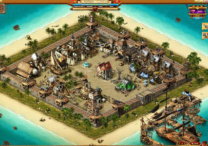 Pirates – Tides of Fortune Screenshot 1