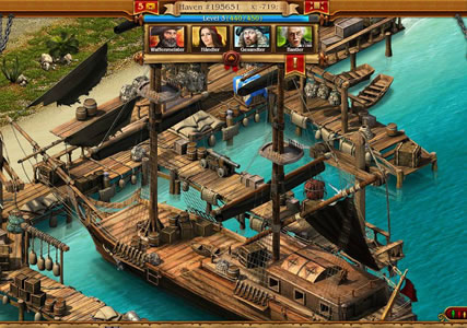 Pirates – Tides of Fortune Screenshot 3