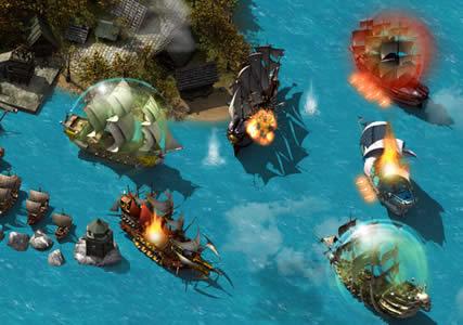 Pirate Storm Screenshot 1