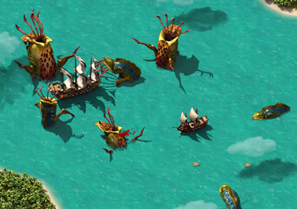 Pirate Storm Screenshot 3