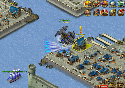 Pirate World Screenshot 3