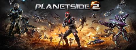 Planetside 2 teaser