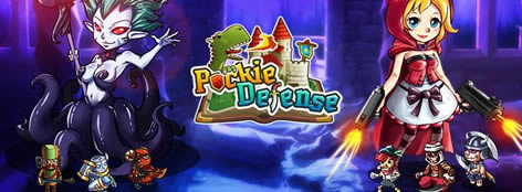 Pockie Defense teaser