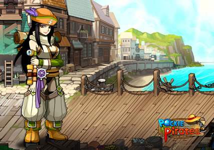 Pockie Pirates Screenshot 0
