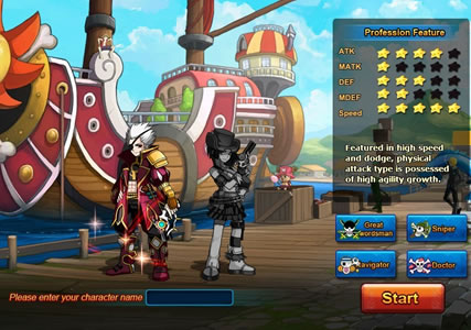 Pockie Pirates Screenshot 1