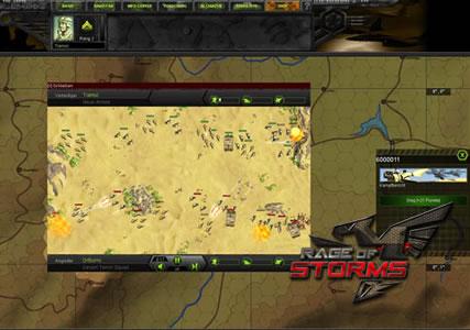 Rage of Storms Screenshot 2