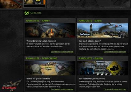 Rage of Storms Screenshot 3
