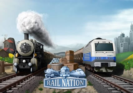 Rail Nation Screenshot 0