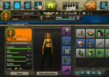 RiotZone Screenshot 3