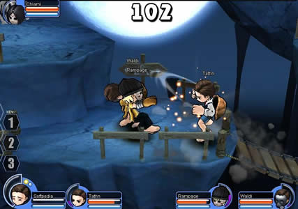 Rumble Fighter Screenshot 2