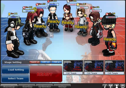 Rumble Fighter Screenshot 3