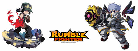 Rumble Fighter teaser