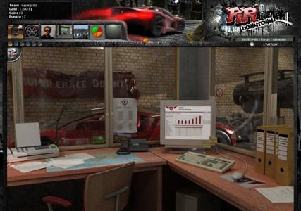 RumbleRace Downtown Screenshot 3
