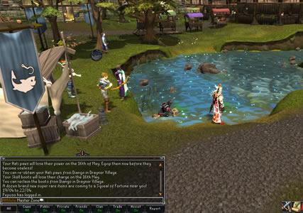 RuneScape 3 Screenshot 2