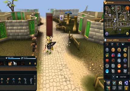 RuneScape 3 Screenshot 3