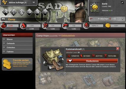 SAD Ops Screenshot 2