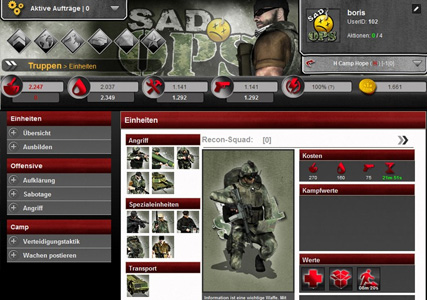 SAD Ops Screenshot 3