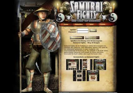 Samurai Fights Screenshot 0