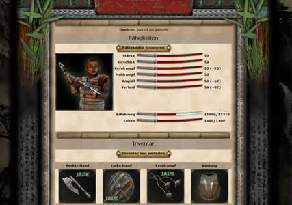 Samurai Fights Screenshot 1