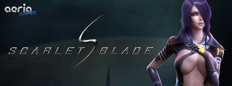 Scarlet Blade teaser