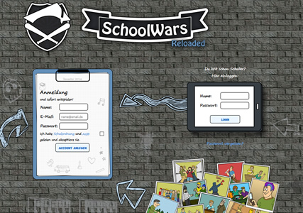 SchoolWars Screenshot 0