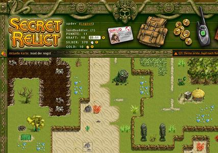 Secret Relict Screenshot 2