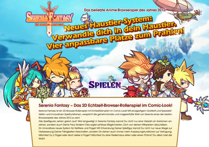 Serenia Fantasy Screenshot 0