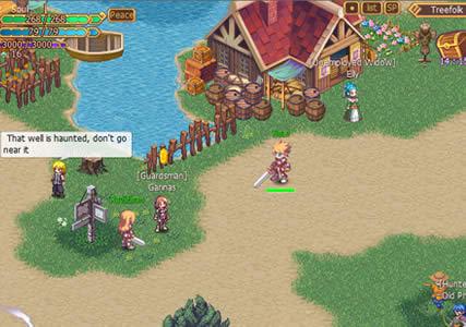 Serenia Fantasy Screenshot 2
